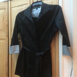 Lafayette 148, Cotton Shirt Jacket, Size 6